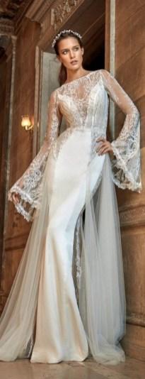 70 Long Sleeve Lace Wedding Dresses Ideas 66