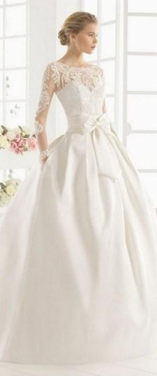 70 Long Sleeve Lace Wedding Dresses Ideas 67