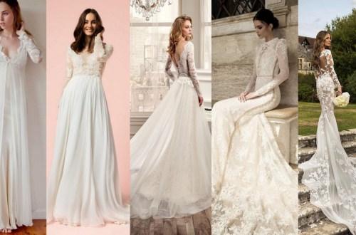 70 Long Sleeve Lace Wedding Dresses Ideas