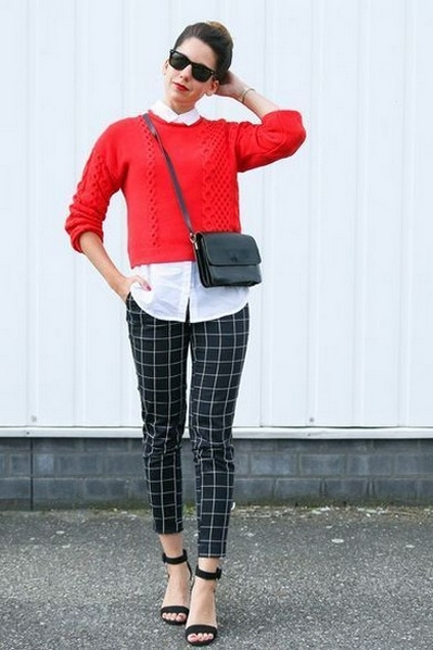 75 How to Wear Sweater for Working Women 12