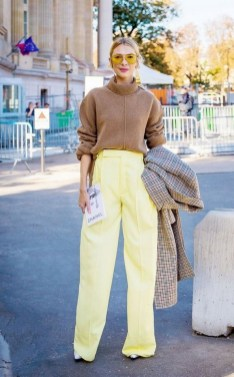75 How to Wear Sweater for Working Women 14