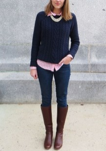 75 How to Wear Sweater for Working Women 37