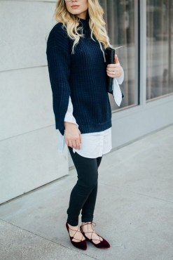 75 How to Wear Sweater for Working Women 56