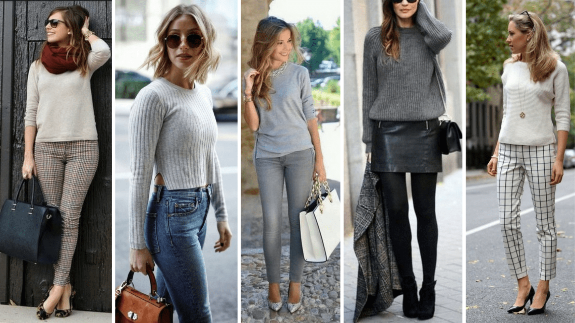 75 How to Wear Sweater for Working Women 76