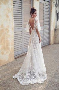80 Adorable V Shape Back Wedding Dresses You Need to See 46