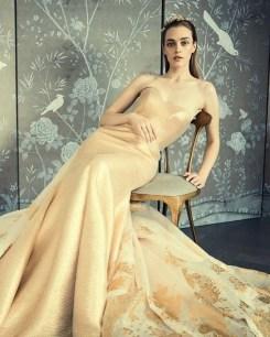 80 Colorful Wedding Dresses Ideas 20