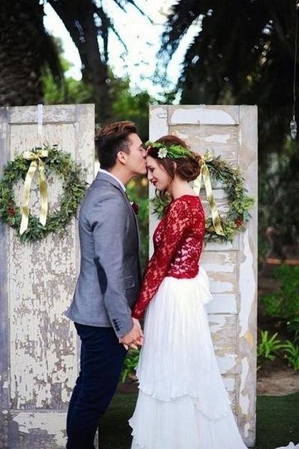 80 Colorful Wedding Dresses Ideas 27