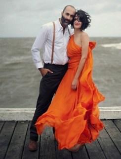 80 Colorful Wedding Dresses Ideas 34