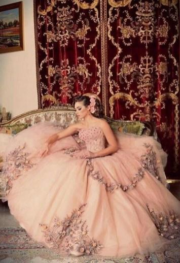 80 Colorful Wedding Dresses Ideas 41