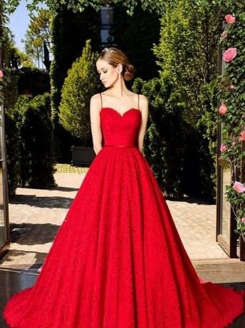80 Colorful Wedding Dresses Ideas 62