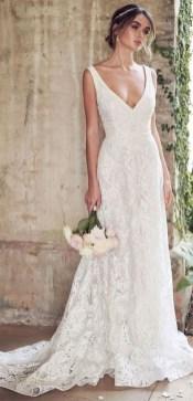 80 Inspiring Beautiful Sequin Bridal Gown 47