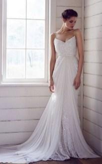 80 Inspiring Beautiful Sequin Bridal Gown 56
