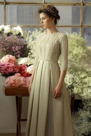 80 Inspiring Beautiful Sequin Bridal Gown 6
