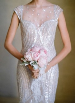 80 Inspiring Beautiful Sequin Bridal Gown 62