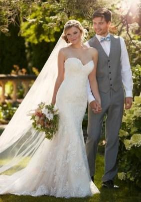 80 Inspiring Beautiful Sequin Bridal Gown 66