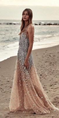 80 Inspiring Beautiful Sequin Bridal Gown 68