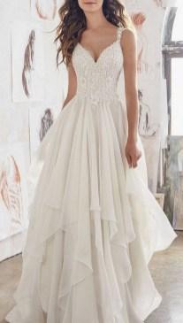 80 Inspiring Beautiful Sequin Bridal Gown 75