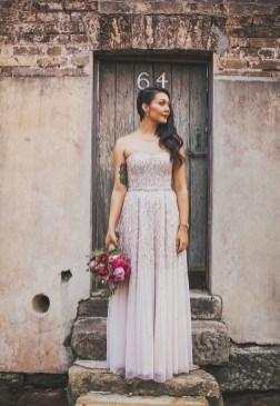 80 Inspiring Beautiful Sequin Bridal Gown 76