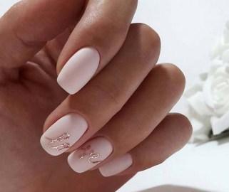 80 The Most Elegant Wedding Nail Art 34