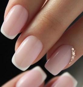 80 The Most Elegant Wedding Nail Art 46