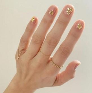 80 The Most Elegant Wedding Nail Art 7