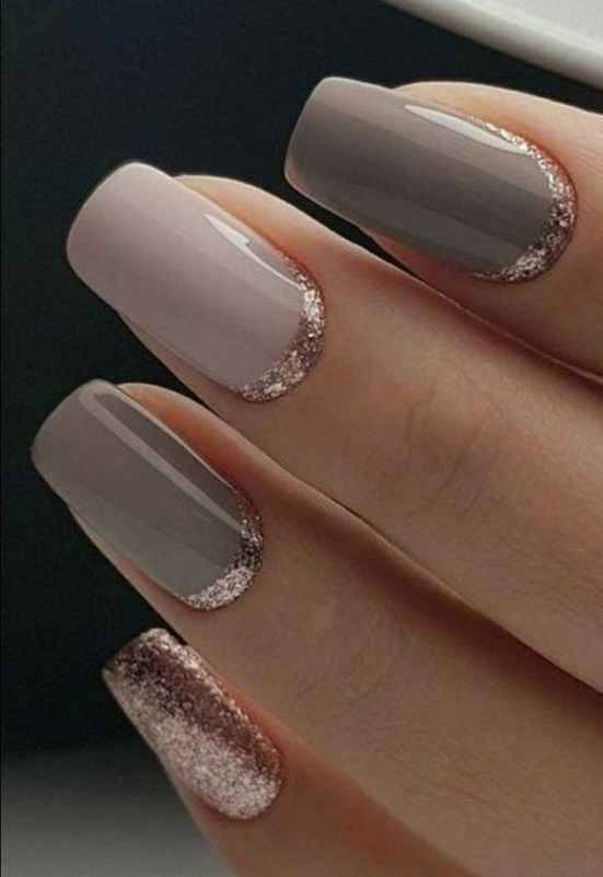 80 The Most Elegant Wedding Nail Art 85