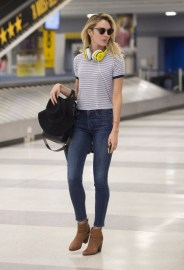 90 Comfy and Fashionable Travel Airport Outfits Looks 60