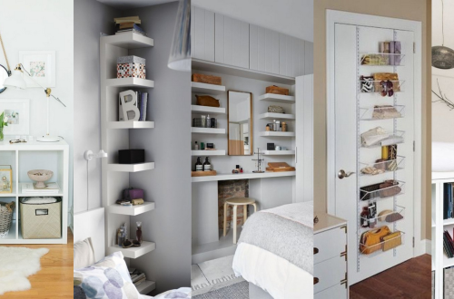 35 Bedroom Storage Ideas Small Spaces for Womens