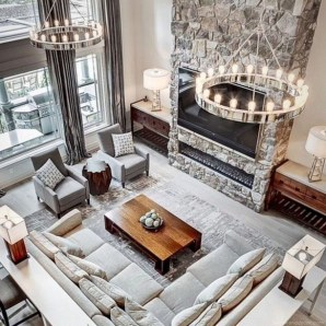 40 Comfy and Luxurious Living Room You Need to See 10