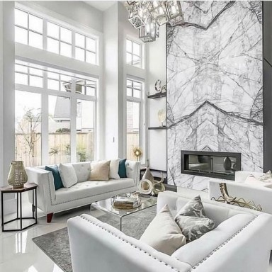 40 Comfy and Luxurious Living Room You Need to See 20