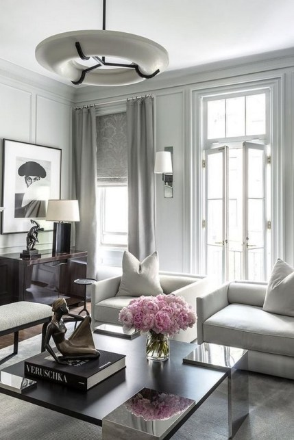 40 Comfy and Luxurious Living Room You Need to See 28
