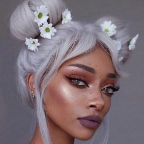 40 Fairy Fantasy Makeup for Halloween Party Ideas 21