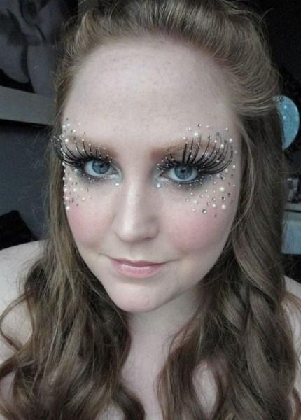 40 Fairy Fantasy Makeup for Halloween Party Ideas 23