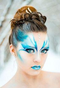 40 Fairy Fantasy Makeup for Halloween Party Ideas 40