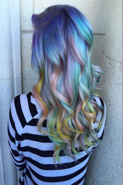 40 Fantastic Hair Color Combinations You Need To See 03