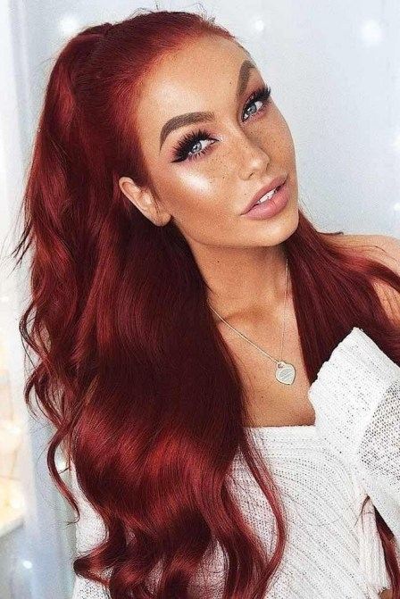 40 Fantastic Hair Color Combinations You Need To See 12