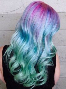40 Fantastic Hair Color Combinations You Need To See 14