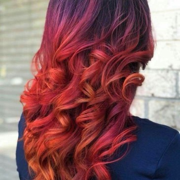 40 Fantastic Hair Color Combinations You Need To See 27