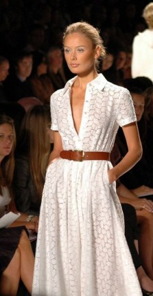 50 Dresses with Belt Styles Ideas 04
