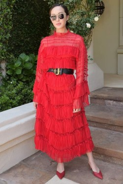 50 Dresses with Belt Styles Ideas 15