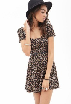 50 Dresses with Belt Styles Ideas 36