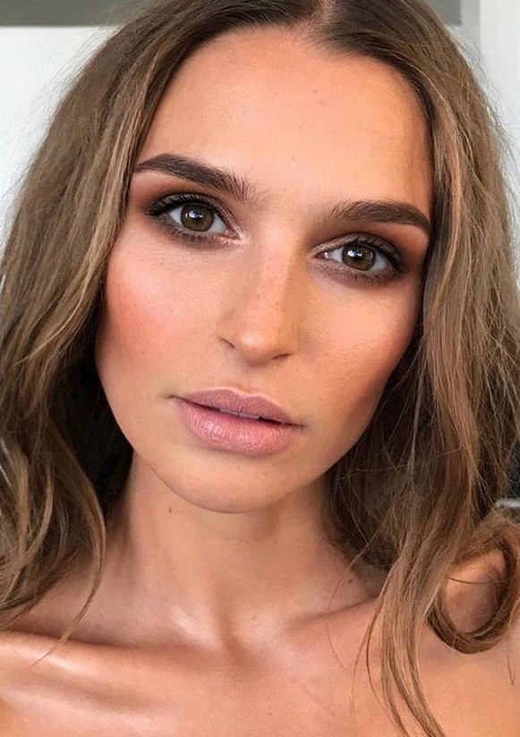 50 Ideas Brown Eyes Makeup Looks 10