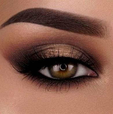 50 Ideas Brown Eyes Makeup Looks 17