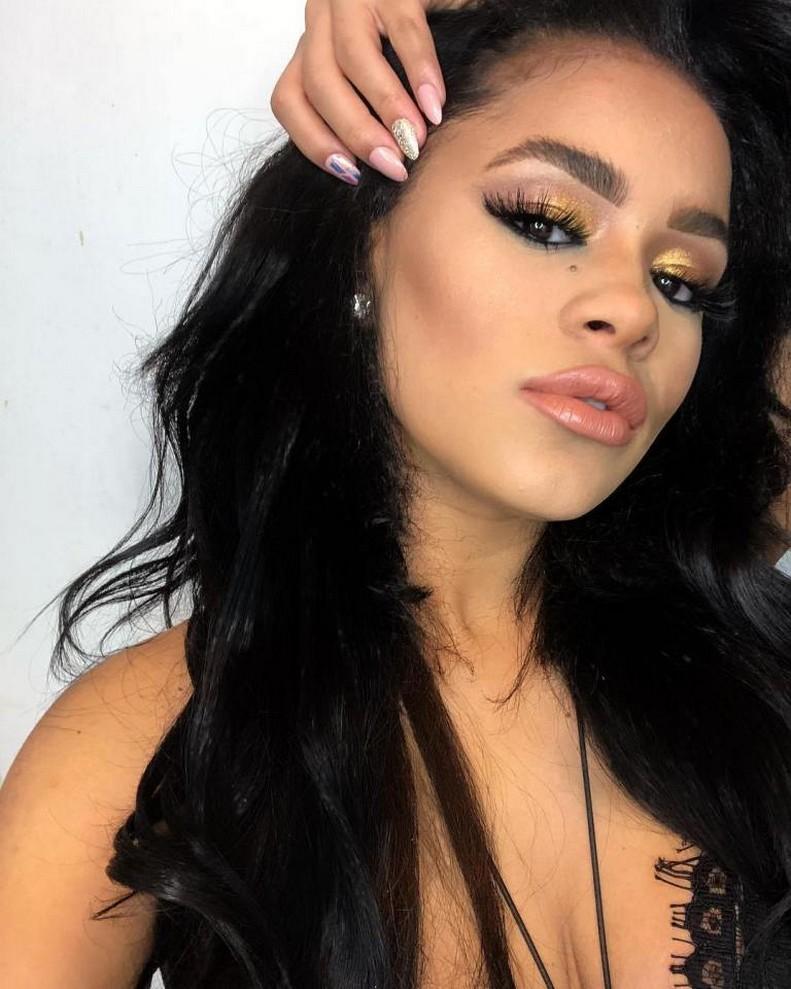 50 Ideas Brown Eyes Makeup Looks 18