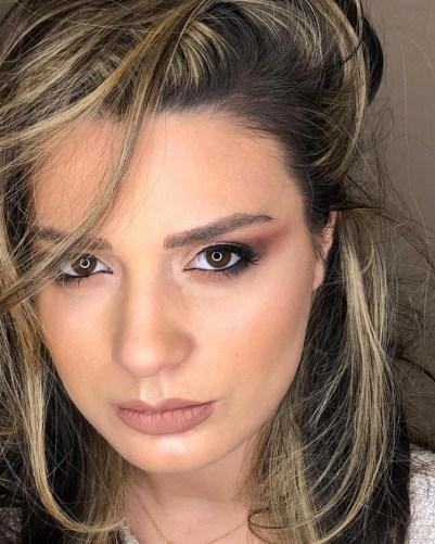 50 Ideas Brown Eyes Makeup Looks 7