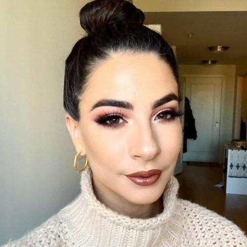 50 Ideas Brown Eyes Makeup Looks 9