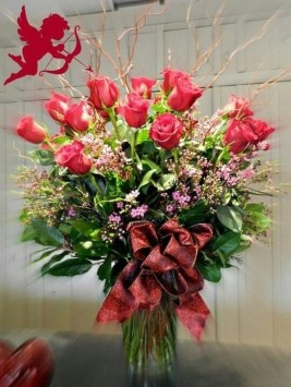 50 Romantic Valentines Flowers You Need to See 10
