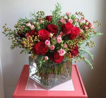 50 Romantic Valentines Flowers You Need to See 15