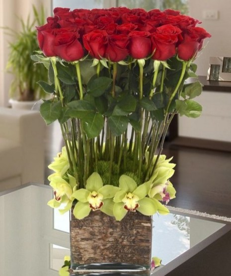 50 Romantic Valentines Flowers You Need to See 20