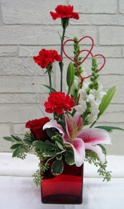 50 Romantic Valentines Flowers You Need to See 24